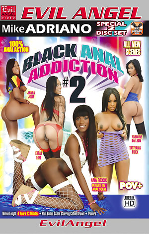 Black Anal Addiction #2 - Disc #2 Porn Video