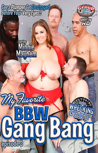My Favorite BBW Gang Bang #3