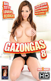 Gazongas #8 | Adult Rental
