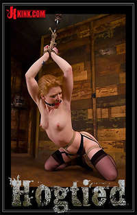 Hogtied - Madison Young | Adult Rental