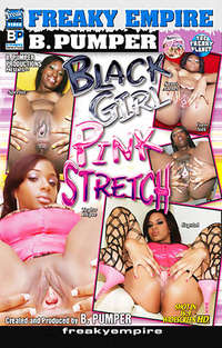 Black Girl Pink Stretch | Adult Rental