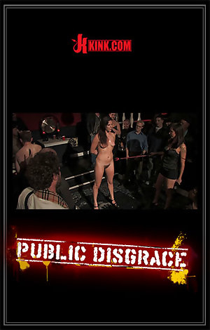 Public Disgrace - Bobbi Starr  Porn Video Art