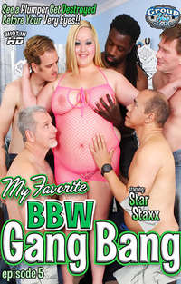 My Favorite BBW Gang Bang #5  | Adult Rental