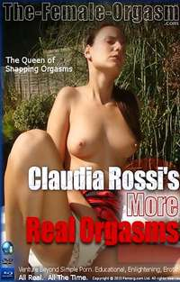 Claudia Rossi's More Real Orgasms | Adult Rental