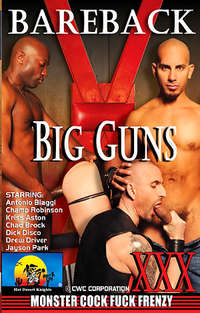 Bareback Big Guns | Adult Rental