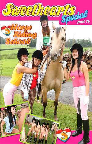 Sweethearts Special #14 - Horse Riding School Porn Video