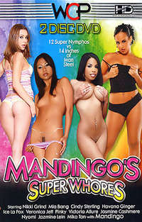 Mandingo's Super Whores - Disc #1