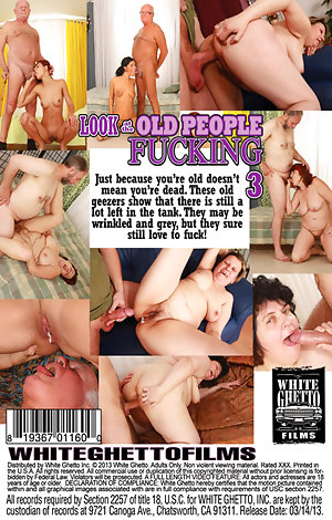 Look At The Old People Fucking #3  Porn Video Art