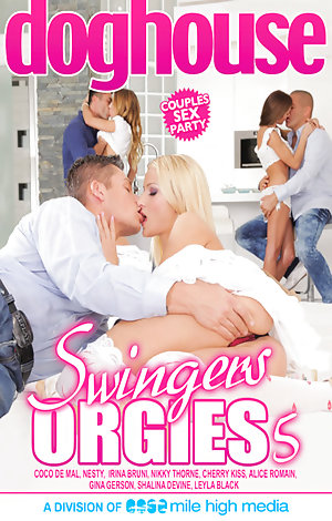 Swingers Orgies #5  Porn Video