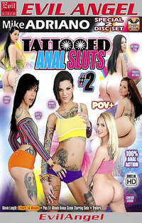 Tattooed Anal Sluts #2 - Disc #1 | Adult Rental
