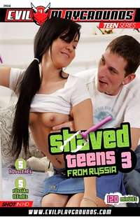 Shaved Teens From Russia #3