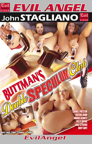 Buttman's Double Speculum Club Porn Video Art