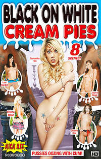 Black On White Cream Pies | Adult Rental