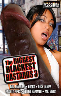 The Biggest Blackest Bastards #3 | Adult Rental