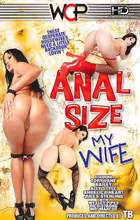 Anal Size My Wife  | Adult Rental