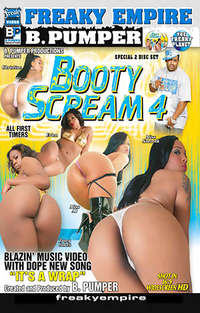 Booty Scream #4 - Disc #2