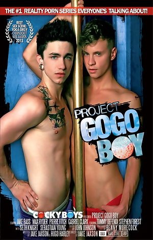 Project GoGo Boy Porn Video Art