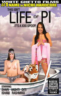 This Isn't Life of Pi...It's A XXX Spoof  | Adult Rental