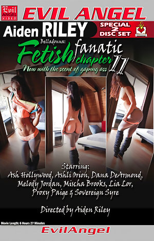 Belladonna - Fetish Fanatic #11 - Disc #2 Porn Video