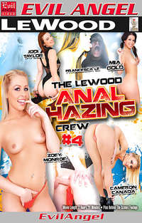 The Le Wood Anal Hazing Crew #4