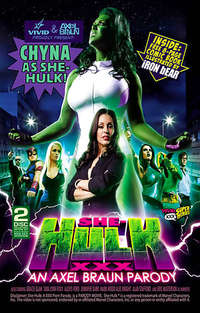 She-Hulk XXX: An Axel Braun Parody - Disc #1 | Adult Rental
