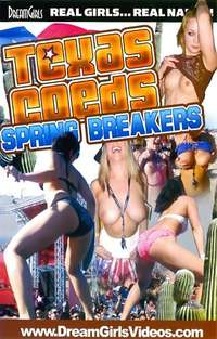 Texas Coeds - Spring Breakers