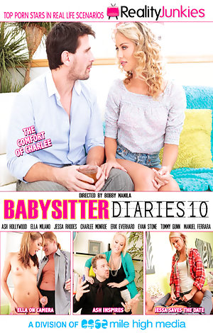 Babysitter Diaries #10  Porn Video