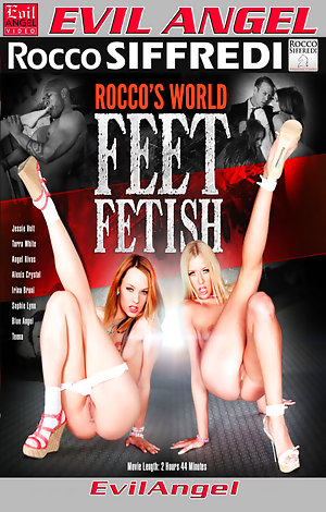 Rocco's World Feet Fetish  Porn Video