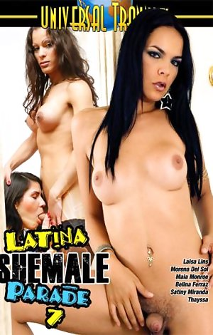 Latina Shemale Parade #7 Porn Video Art