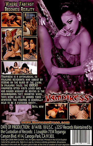 Vampiress Porn Video Art