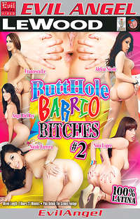 Butthole Barrio Bitches #2