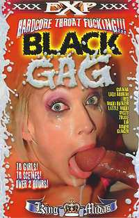 Black Gag | Adult Rental