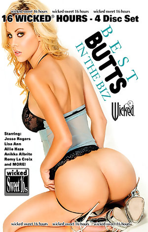 Best Butts in the Biz - Disc #1 Porn Video