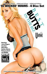 Best Butts in the Biz - Disc #4