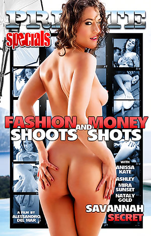 Fashion Shoots and Money Shots Porn Video Art