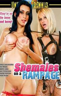 Shemales On A Rampage  | Adult Rental