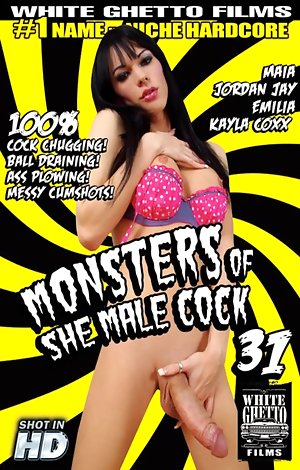 Monsters Of Shemale Cock #31  Porn Video Art