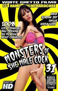 Monsters Of Shemale Cock #31