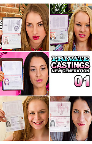 Private Castings New Generation Porn Video