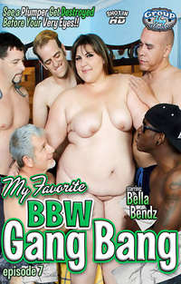 My Favorite BBW Gang Bang #7