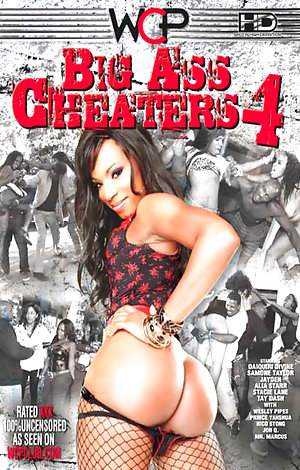 Big Ass Cheaters #4  Porn Video Art