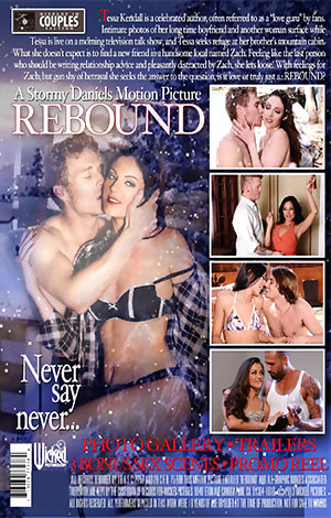 Rebound Porn Video Art