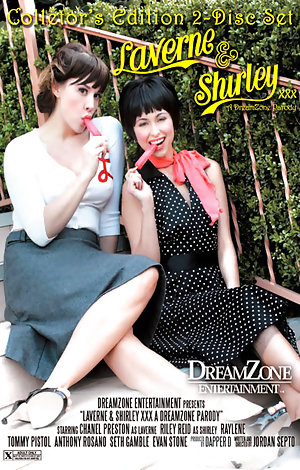Laverne and Shirley XXX - A Dreamzone Parody - Disc #1 Porn Video Art