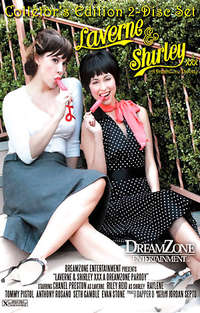 Laverne and Shirley XXX - A Dreamzone Parody - Disc #2