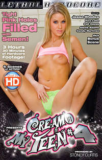 Cream In My Teen #4