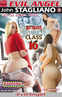 Buttman's Stretch Class #16  | Adult Rental