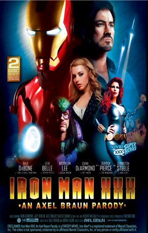 Iron Man XXX: An Axel Braun Parody - Disc #1 Porn Video Art