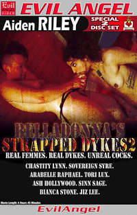Strapped Dykes #2 - Disc #2 | Adult Rental
