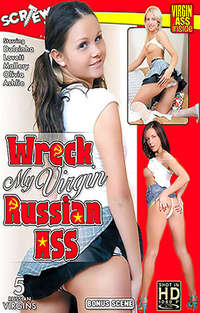 Wreck My Virgin Russian Ass | Adult Rental