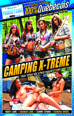 Camping X-Treme Porn Video Art